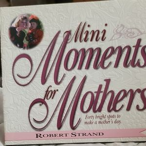 Mini Moments for Mothers book